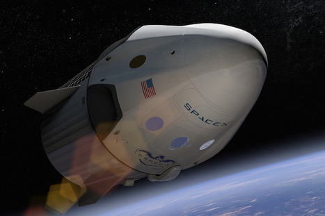 SpaceX 'on track' to launch astronauts in late 2017 | Spaceflight Now | Aerospace and aviation construction | Scoop.it