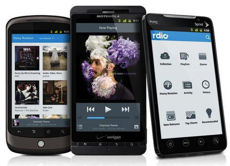 Rdio is ditching the Echo Nest in response to Spotify acquisition | Music Industry | Scoop.it