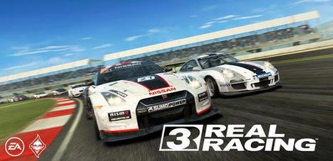 Real Racing 3 v1.1.12 APK Free Download   ggfr   Scoop.it
