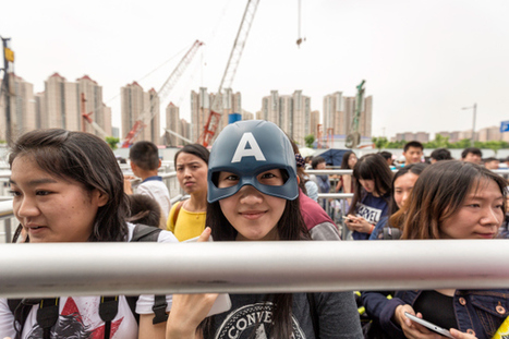 Shanghai Comic Convention: China is the new frontier for con organizers | World Hobbit Project | Scoop.it