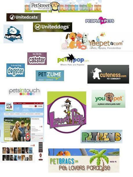 18 Social Networks For PetLovers, Owners & Pets | Canada Goes Social! | Scoop.it
