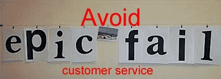 5 Tips To Avoid Epic Customer Service FAILS - ScentTrail Marketing | Social Marketing Revolution | Scoop.it