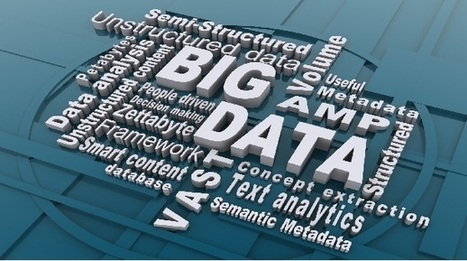 Le Big data est-il l'avenir de l'intelligence économique ? | Portail de l'IE | lobbying & e-lobbying | Scoop.it