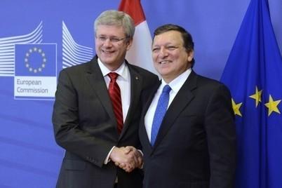 Accord de libre échange UE - Canada : le point sur les négociations | Questions de développement ... | Scoop.it