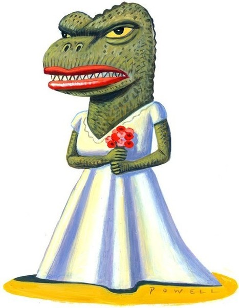 """""""Bridezilla"""" Is Not a Pun, and You Are Not Clever 