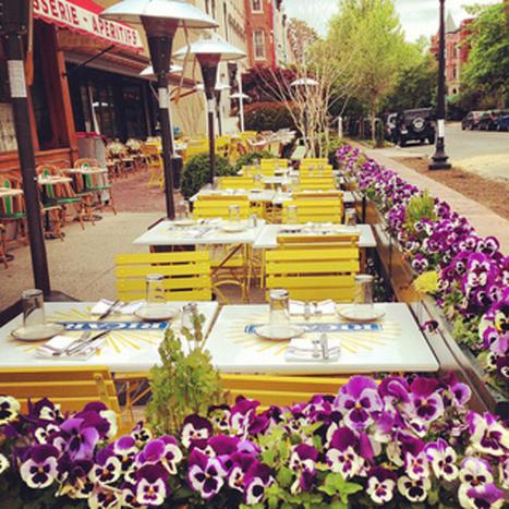 City Considers Raising Fees For Sidewalk Cafes - DCist.com | Urban Public Space | Scoop.it