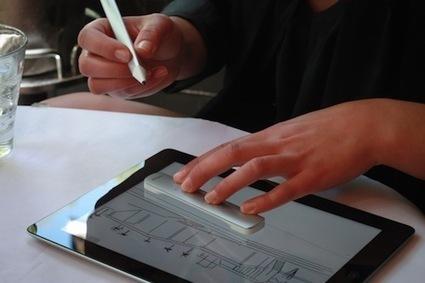 Adobe se lance dans les interfaces de conception tangibles - SimpleWeb.fr   Prospection technologiques   Scoop.it