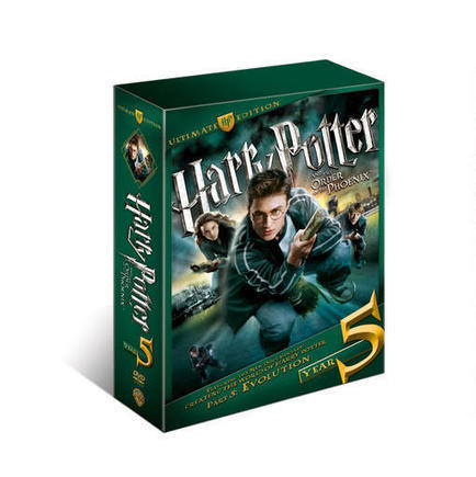 Harry Potter and the Order of the Phoenix: Ultimate Edition (DVD), Harry Potter and the Order of the Phoenix: Ultimate Edition (DVD), Harry potter | Christmas Gifts For Every Occasion | Scoop.it
