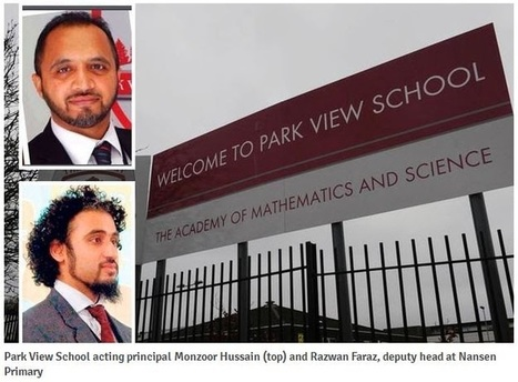 Up to 100 Islamist teachers could be banned from schools after investigation into their links with Trojan Horse scandal found dozens claiming Lee Rigby's murder was a hoax | Focus World News - With Fillie Focus | Scoop.it