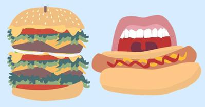 Miam 40 : 10 infos sur la nourriture que vous n'allez pas croire | Froggie pages | Scoop.it