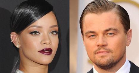 Rihanna & Leonardo DiCaprio se sont embrassés à Paris mais sont-ils en couple pour autant ? Réponse ICI ! | Le cinéma, d'où qu'il soit. | Scoop.it