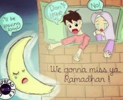 Farewell Ramadan- Goodbye | Religion | Scoop.it
