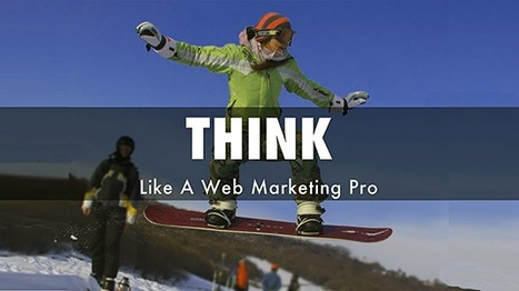 THINK Like A Marketing Pro: 5 Secret Tips (Revised Haiku Deck) | Curation Revolution | Scoop.it