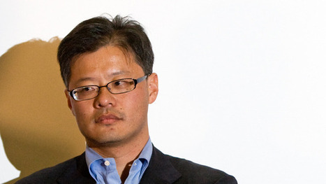 Jerry Yang Resigns from Yahoo | TonyPotts | Scoop.it