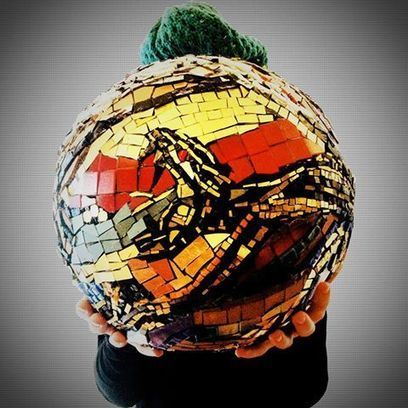 Mosaicology: Tesserae. By Greek #mosaic artist Olga Goulandris | Smash!Mosaics | Scoop.it