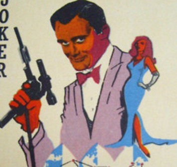 The Man from U.N.C.L.E. playing cards. | Antiques & Vintage Collectibles | Scoop.it