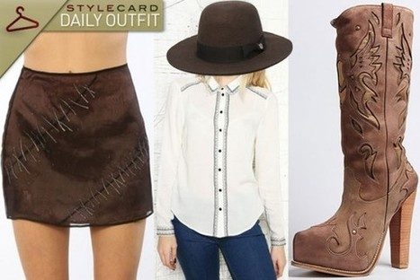 Daily Outfit: Western   StyleCard Fashion Portal   StyleCard Fashion   Scoop.it