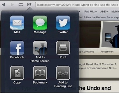 Keep the iOS of Your iPad Updated, Get New Features for Free | iPad Academy | idevices for special needs | Scoop.it