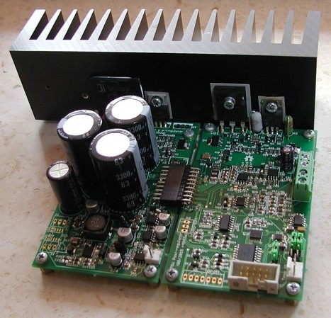 Arduino Controlled Modular Bench Power Supply - Electronics-Lab | Raspberry Pi | Scoop.it