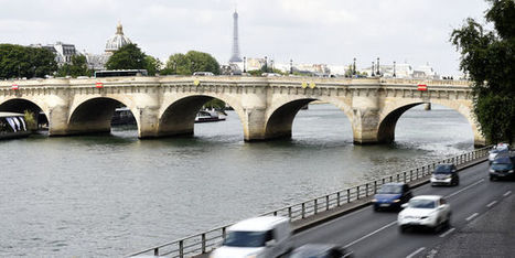 55% des Parisiens favorables à la piétonnisation de la rive droite de la Seine - le Monde   Actualités écologie   Scoop.it