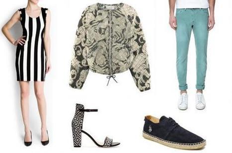 Mode printemps/été. Les 10 tendances à suivre | jactiv.ouest-france.fr | Mode Trends | Scoop.it