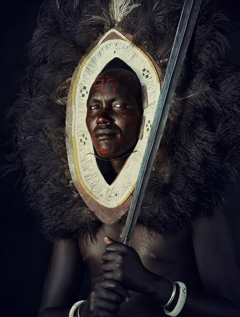 Powerful Portraits of Secluded Cultures on the Brink of Extinction   Culture and Fun - Art   Scoop.it