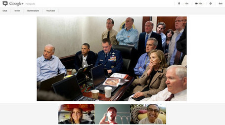 Obama to host first Google+ Hangout tonight at 5:30PM | Google stuff | Scoop.it