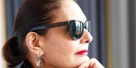 Maria Luisa, l'œil de la mode le plus aiguisé de Paris, nous a quitté | INTERSTYLEPARIS  Fashion News | Scoop.it