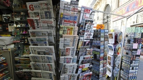 Distribution de la presse: la réforme prend forme   Les médias face à leur destin   Scoop.it