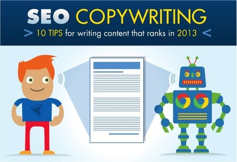 How to Write Content Google will Love and Rank [Infographic] | Business 2 Community | The Best Infographics | Scoop.it