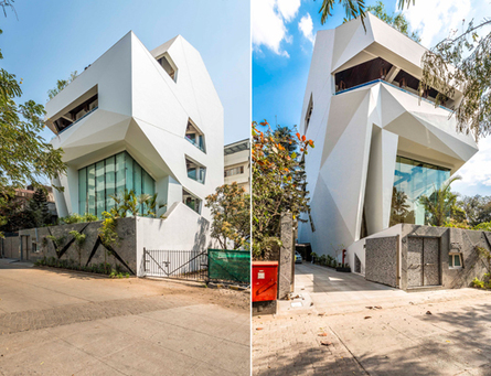 India Art n Design inditerrain: The Origami House | Management humain & Innovation | Scoop.it
