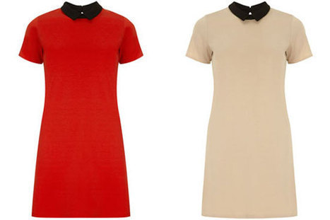 High street mod: 1960s-style Ponte shift dress at Dorothy Perkins | Inspiration | Scoop.it