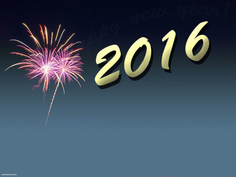 New Year 2016 PPT Backgrounds   PowerPoint Backgrounds   Scoop.it