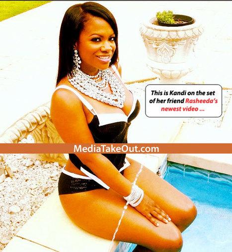 DAYUMMMMMMM!! Hae You Seen KANDI From The Atlanta Housewives Lately .  . Her Body Is KRAY . . . And She Looks GREAT!! (Bikini Pics) - MediaTakeOut.com™ 2012 | GetAtMe | Scoop.it