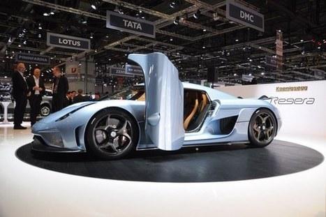 Koenigsegg sa snaží porušiť fyzikálne zákony. Zrýchlenie meria od rýchlosti 150 km/h | Doprava a technológie | Scoop.it