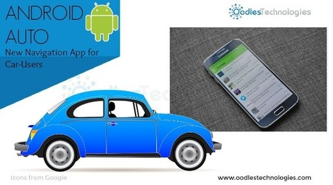 New Android Navigation App in Mobile App Development Space | Mobile-and-web-application | Scoop.it