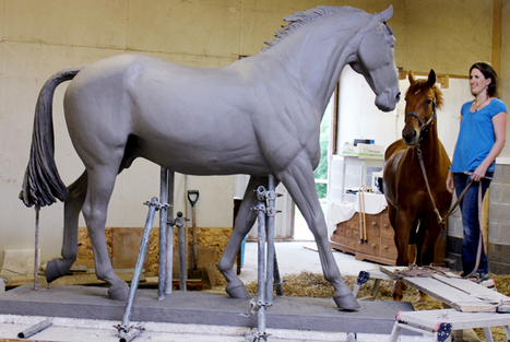 Sefton, heroic British military horse who survived a 1982 IRA bomb, immortalized in bronze - Telegraph | The Jurga Report: Horse Health, Welfare, and Care | Scoop.it