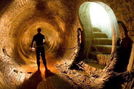 Urban explorers descend into sewers and tube tunnels in London and New York - Telegraph | Strange days indeed... | Scoop.it