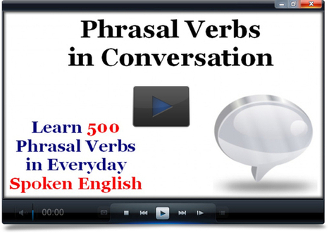 20 English Phrasal Verbs for Communication | Espresso English | Think in english | Scoop.it