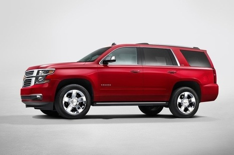 2015 Chevrolet Suburban and Chevy Tahoe SUV Review and Release Date   Honda Automotive Technicians   Scoop.it