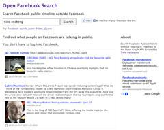 Open Status Search | Techy Stuff | Scoop.it