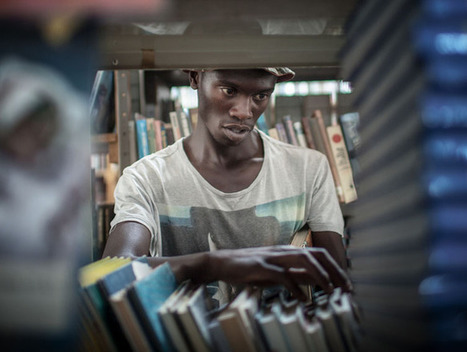 Underground Library: Thousands of books donated | Paradigms, Tools and Ideas in Learning in a Global Context | Scoop.it