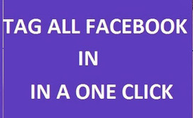 How to Tag All Facebook Friends Using One Click « New Facebook Tips Tricks | New Facebook Tips Tricks | Scoop.it