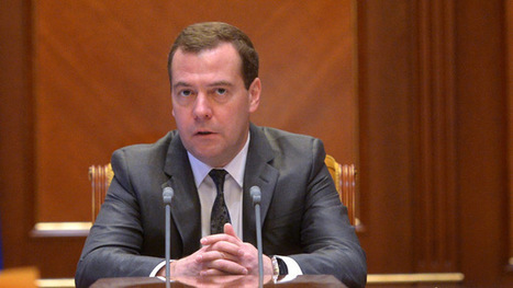 Russia-US relations 'poisoned' for decades to come – Medvedev | Global politics | Scoop.it