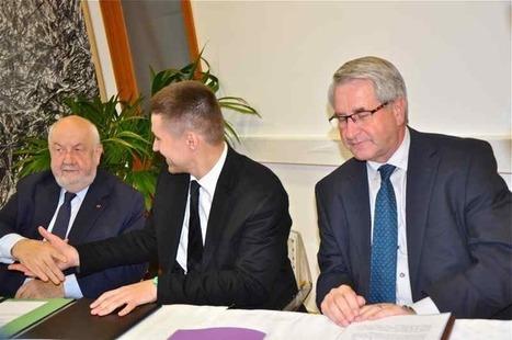 Premier territoire associé, Saint-Dié rejoint le Sillon  ! | Actu88 | La SELECTION - Revue de presse du CAUE des Vosges | Scoop.it