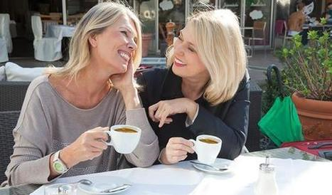 You're Never too Old to Find New Friends After 60 | Fashion & Lifestyle | Scoop.it