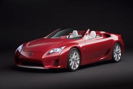Lexus LF-A Roadster   Super Cars   2010 Ford F-150 SVT Raptor   Scoop.it