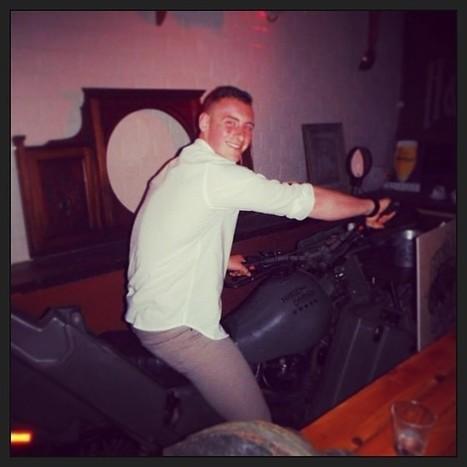 @thewrightvenue #hogsandheifers #motorbike #diner #me #birthday #dublin | Hogs & Heifers | Scoop.it