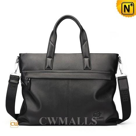 CWMALLS® Men Black Laptop Briefcase Bag CW906305   Mens Business Bags   Scoop.it