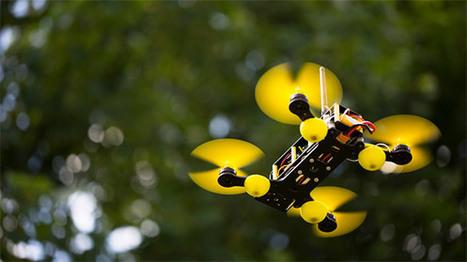 Design & graphisme par Geoffrey Dorne » «Drones Rangers» le documentaire sur les drones ! | Drone - UAV | Scoop.it
